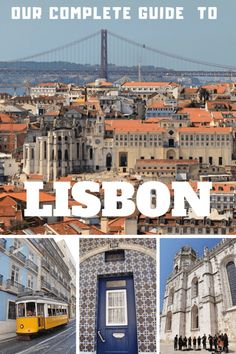 Lisbon the capital of Portugal is a real gem to visit. It's full of character and ever so charming, with its hilly cobblestone streets, houses decorated with colourful, tiled walls and iconic vintage trams working their way through the streets. Make sure to include it in your European itinerary. #lisbon #portugal #europe #travel #travelblog #travelblogger #visitportugal #citylife
