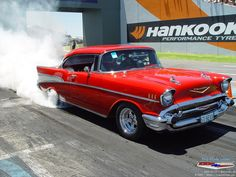 1957 Chevy Belair! Seriously my favorite car of all time!