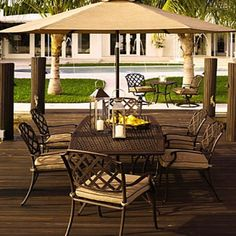 Grove Hill Outdoor Dining Collection Created for Macys Dining