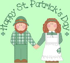 St. Patrick's Day Theme Unit - lessons, links, printables, and more