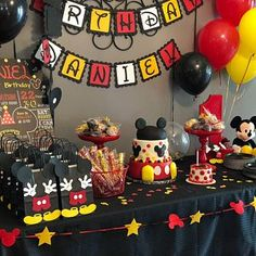Set of 10 Mickey and Minnie Mouse Birthday Party Favors/ Goodies/ Goody/ Candy/ Treat Bags/ Supplies/ Decoration Mickey 1st Birthdays, Mickey Mouse First Birthday, Mickey Mouse Clubhouse Birthday Party, 1st Boy Birthday, Mickey Birthday Parties, Birthday Celebration, Mickey Mouse Baby Shower, Mickey Mouse Birthday Decorations, Mickey Mouse Party Decorations
