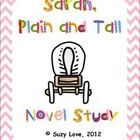 Sarah, Plain and Tall is an award-winning novel that your students are sure to enjoy.  This novel study is aligned to the common core standards and...