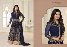 new Salwar Kameez Suit Anarkali Indian Pakistani Bollywood Ethnic Dress Designer…