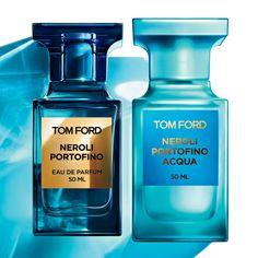 Vibrant. Sparkling. Transportive. Introducing the fresh new expression from #TOMFORD. #NeroliPortofinoAcqua #TFBEAUTY