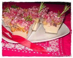 Crema di cannellini con salame e crostini