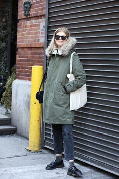 ef77b2004d1fa Check Out All of the Very Best Street Style Looks from New York Fashion  Week. ティーンヴォーグ異なるスタイル2015 年秋ノームコア秋冬