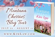 4.5 stars! Jen's Reading Obsession: Montana Cherries by Kim Law - Blog Tour, Review & Giveaway