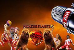 Το Piraeus Planet (Πειραικος Πλανητης) δημιουργηθηκε για την εγκαιρη και εγκυρη ενημερωση του κοσμου του Ολυμπιακου φιλοξενωντας και αναλυωντας ολες τις αθλητικες ειδησεις Καθημερινη 24ωρη ερυθρολευκη ενημερωση και ψυχαγωγια μεσα απο το blog και το Piraeus Planet Web RadioPIRAEUS PLANET (Πειραικος Πλανητης): Η  ερυθρολευκη ραδιοφωνικη εκπομπη ΟΛΑ ΣΤΗΝ ΣΕΝΤΡΑ...