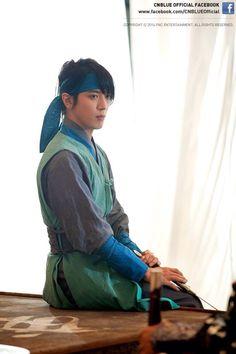 """JYH as Park Dahl Yang in K-drama """"Three Musketeer"""""""