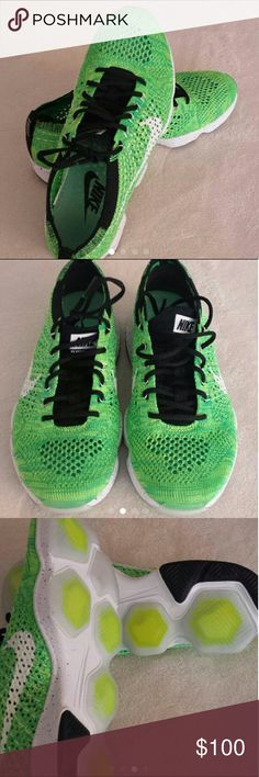 Nike Flyknit Zoom Brand new without tag  Never worn  Size US 6 UK 3.5 EUR 36.5 cm 23 Nike Shoes Athletic Shoes