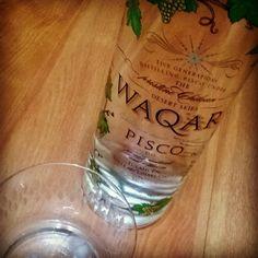 Pisco Waqar (chilean)