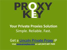 8 Best Lincoln Ne Private Proxies Images Proxy Server
