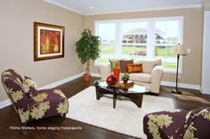 Home Matters home staging in Indianapolis, Indiana