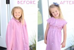 Kreatif, Ibu Ini Mendaur Ulang Baju Bekas Menjadi Dress Cantik