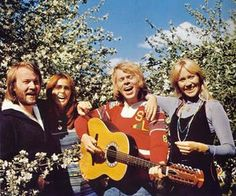 Thank You For The Music, ABBA