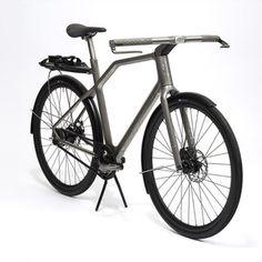 Oregon Manifest: INDUSTRY's Solid Bike