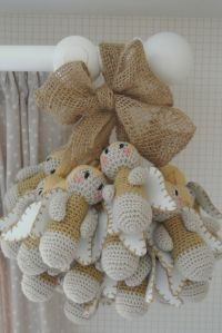 ༺༺༺♥Elles♥Heart♥Loves♥༺༺༺ ........♥Crochet Amigurumi♥........ #Amigurumi #Patterns #Crochet #Softies #Childrens #Toys #Handmade #Teddy #Doll #Tutorial #Patterns #Collectable~ ♥Beautiful Crochet Work By El Gancho De Lola Angel