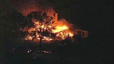 Animals being evacuated in West Texas after explosion in fertilizer plant