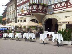 Come ²gether after a #Business #day am wohl schönsten Marktplatz Deutschlands Beste Hotels, After, Street View, City, Nice Asses