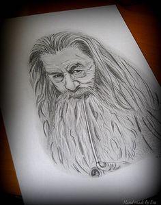 pokus o Gandalfa :-)