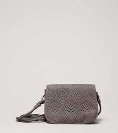 AEO Perforated Flap Bag