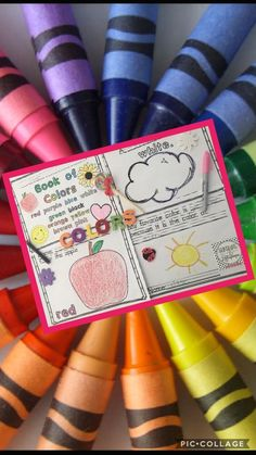 Read and yellow and pink and green purple and orange and blue...I can sing a rainbow, sing a rainbow, sing a rainbow, too! Colors are everywhere.  What's your favorite color? Check out this great color resource for Pre-K-kindergarten!