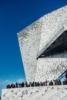 Zona-Arquitectura: Filarmónica de París_París_Francia #Arquitectura