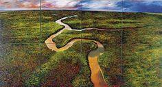 Nicolas Garcia Uriburu - Painter/Land Artist