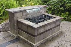 The Best Stone Waterfalls Backyard Ideas – Pool Landscape Ideas Waterfall Landscaping, Outdoor Landscaping, Landscaping Ideas, Backyard Water Feature, Ponds Backyard, Garden Ponds, Garden Features, Water Features, Outdoor Projects