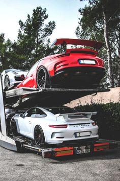 vividessentials: 991 GT3 - 911 GT3 RS | vividessentials