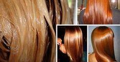 Domáce laminovanie vlasov, neplaťte veľké sumy peňazí, účinok tejto masky trvá 14 dní | Chillin.sk