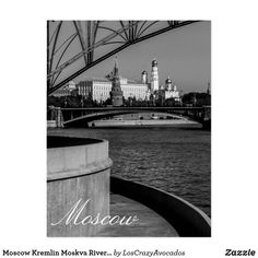 Moscow Kremlin Moskva River City Architecture Postcard Moscow Kremlin, City Architecture, Holiday Cards, To Go, River, Christian Christmas Cards, Rivers