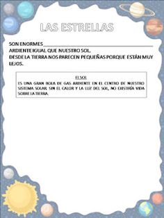 """La clase de Mar: PROYECTO """"UNIVERSO"""" 5 AÑOS Solar System, Student, Science, Homeschooling, China, Craft, Geography, Science Projects For Kids, Space Activities Kids"""
