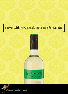 Wine Advertising Campaigns | yellow tail] wines
