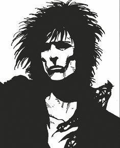 Sandman- written by Neil Gaiman; illustrated by Dave McKean. One of the best graphic novels ever written. Simply phenomenal.