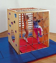 Climbing Cube - Image 1 - For increasing click here!