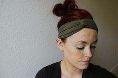 Encourage Fashion: DIY: Wrap Headband