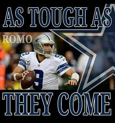 Tony Romo #09 Dallas Cowboys