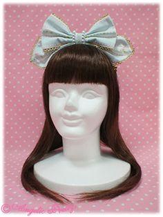 Angelic Pretty Day Dream Carnival Headbow - Sax