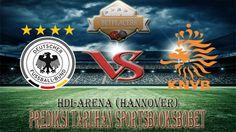 Prediksi Taruhan Jerman vs Belanda 18 November 2015 ( Persahabatan ), Pertandingan ini merupakan laga persahabatan yang akan berlangsung dari HDI-Arena (Hannover). Laga seru dan menarik ini, renca…