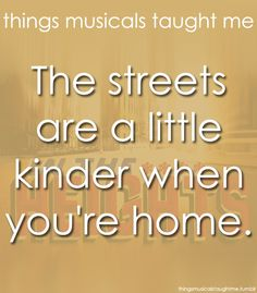 Things Musicals Taught Me (Posts tagged In The Heights) Theatre Nerds, Music Theater, Broadway Theatre, Broadway Shows, Broadway Wicked, Broadway Quotes, Theatre Jokes, The Great Comet, Washington Heights