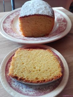 Sweet Desserts, Sweet Recipes, Dessert Recipes, Healthy Cake, Vegan Cake, Gluten Free Recipes, Vegan Recipes, Cooking Recipes, Easy Eat