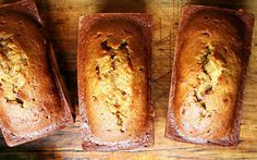 Once September hits, Pumpkin Bread is baked week after week after week in my house all the way into January. We covet our classic recipe, but we enjoy trying variations on it too. Click through the slideshow above to find recipes for 10 DELICIOUS WAYS TO MAKE PUMPKIN BREAD. Enjoy! Lori Lange is a former [...]
