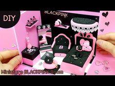 Kpop Diy, Hello Kitty Tattoos, Hello Kitty Birthday, Black Pink Kpop, Miniature Rooms, Bead Loom Patterns, Felt Toys, Christmas Cross, Loom Beading