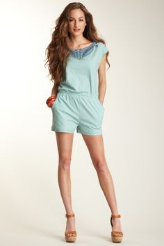 Twin Bird Romper on HauteLook
