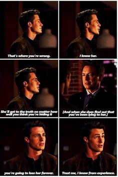 Arrow - Roy & Malcolm #3.11 #Season3