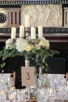 Flower Design Events Winter Wedding Flowers, Flower Bouquet Wedding, Flower Ideas, Flower Designs, Park Weddings, Candles, Events, Table Decorations, Home Decor