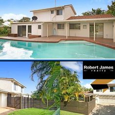 #Propertyforsale #Realestate * Great Family Home * Open plan living with timber kitchen * Large deck looking over pool * 3 Bedrooms upstairs plus main bathroom Location : 3 Kookaburra Lane, Noosa Heads, QLD, 4567