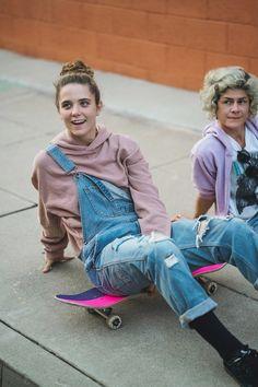 Skate Girls: Savannah Headden - Urban Outfitters - Blog