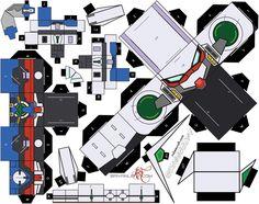 Papercraft: Gundam 00 (TV)